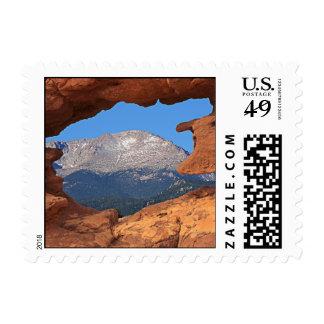 Pikes Peak Mountain, Colorado Springs Postage
