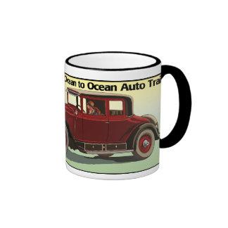 Pikes Peak Ocean to Ocean Auto Trail Coffee Mug
