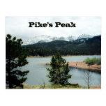 Pike's Peak Post Card