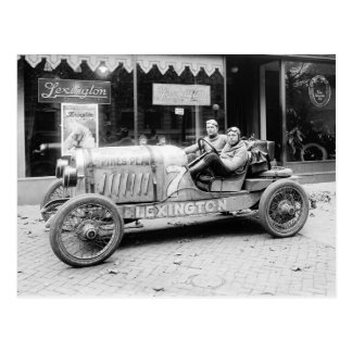 Pikes Peak Race Car, 1922 Postcard