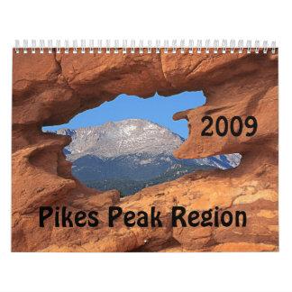 Pikes Peak Region Calendar