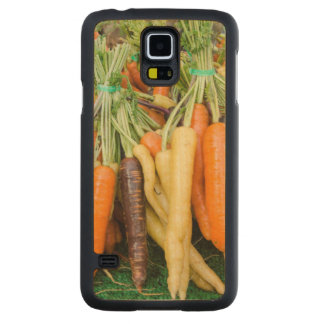 Pikes Place Market, Seattle, Washington, USA Carved Maple Galaxy S5 Case