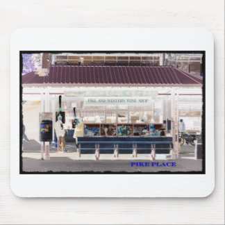 Pikes Place Mouse Pad