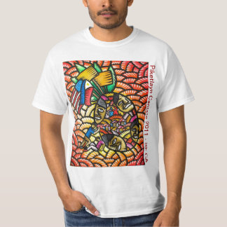Piketlayn Cantata 2011 - Men's Tee Shirt