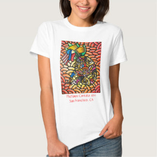 Piketlayn Cantata 2011 T-shirt