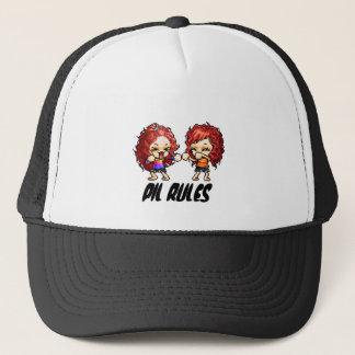 PIL Rules Trucker Hat