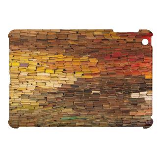 Pila caso del iPad colorido de los libros de mini iPad Mini Cárcasas