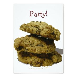 Pila de amantes de la galleta de las galletas comunicados personales