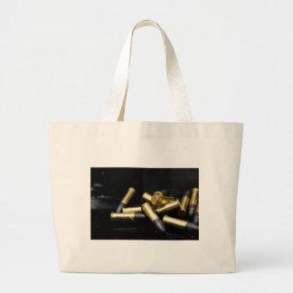 Pila de balas bolsas