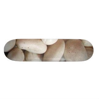 Pila de la haba patines personalizados