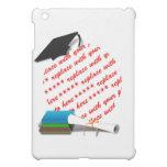 Pila de libro w/Cap y diploma