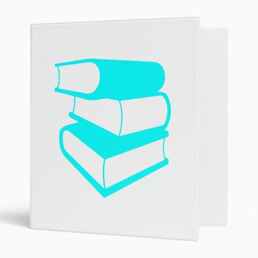 """Pila de libros ciánicos carpeta 1"""""""