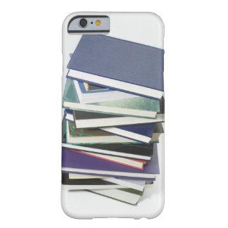 Pila de libros funda para iPhone 6 barely there
