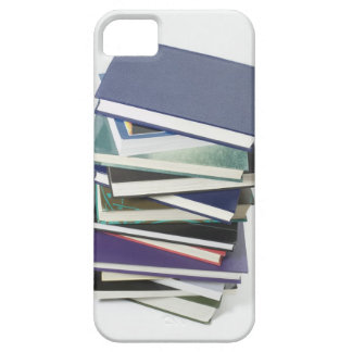 Pila de libros iPhone 5 carcasa