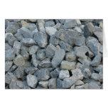 Pila de rocas tarjeton