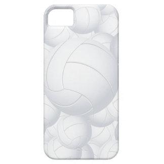 pila del voleibol iPhone 5 protectores