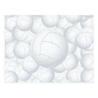 pila del voleibol postal