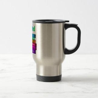 Pila única de los regalos del retiro de diseño de  taza de café