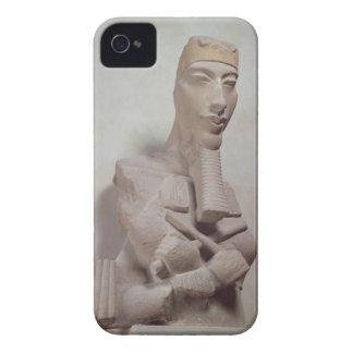 Pilar de Osirid de Akhenaten (1365-1349 A.C.) del iPhone 4 Case-Mate Cobertura