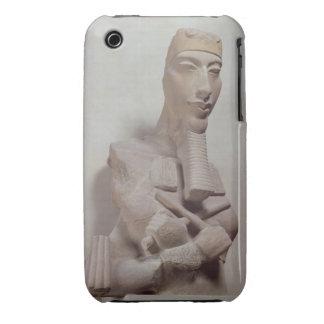 Pilar de Osirid de Akhenaten (1365-1349 A.C.) del iPhone 3 Funda