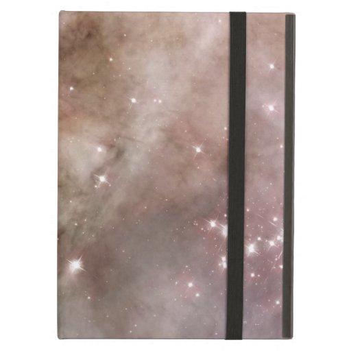 Pilar del polvo de la nebulosa de Carina