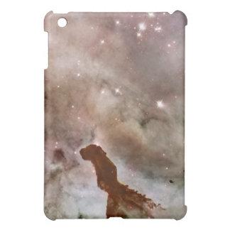 Pilar del polvo de la nebulosa de Carina iPad Mini Cárcasas