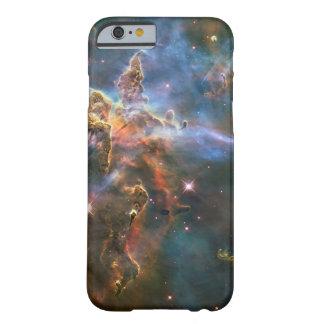 Pilar y jets Caso del iPhone 6 de la nebulosa de Funda De iPhone 6 Slim