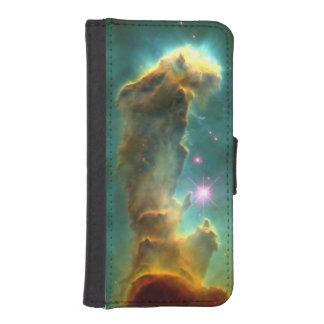 Pilares de la caja de la cartera de Iphone 5/5S de Funda Billetera Para Teléfono