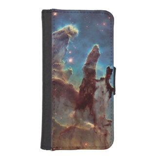 Pilares de la creación cartera para iPhone 5