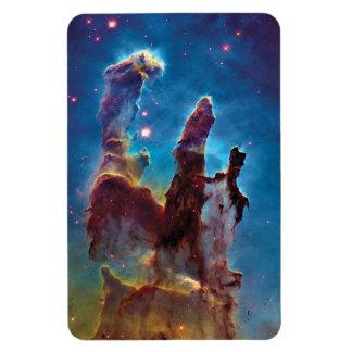 Pilares de la nebulosa de la creación M16 Eagle Imanes
