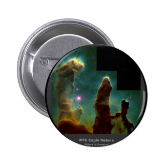 Pilares de la nebulosa de M16 Eagle de Creation Pins