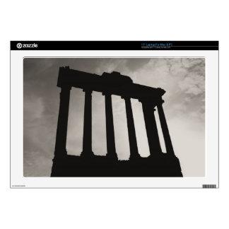 pilares romanos calcomanías para 43,2cm portátiles