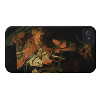 Pilate Washing his Hands (oil on canvas) iPhone 4 Case-Mate Case