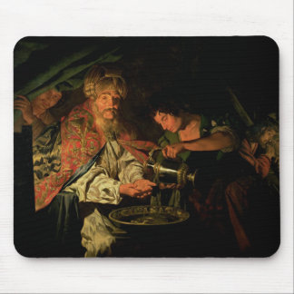 Pilate Washing his Hands (oil on canvas) Mouse Pad
