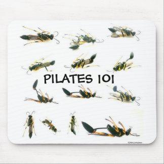 PILATES 101 MOUSE PAD