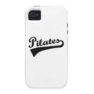 Pilates Vibe iPhone 4 Case