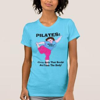 """""""PILATES- Circus Acts"""" T-Shirt"""