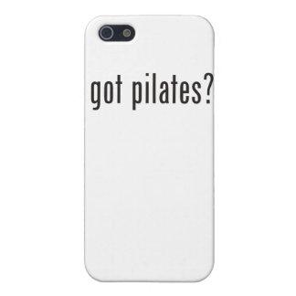 ¿pilates conseguidos? iPhone 5 carcasas