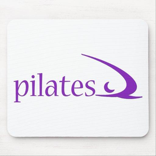 Pilates Design! Mouse Pad