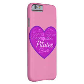 Pilates Funda De iPhone 6 Barely There