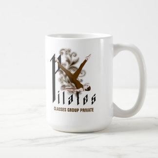 Pilates II - Coffee-, Tea Mug, Cup