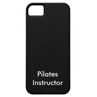 Pilates Instructor iPhone 5 Covers