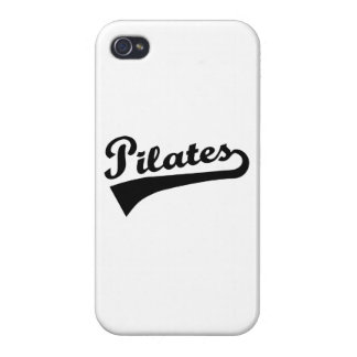 Pilates iPhone 4 Cover
