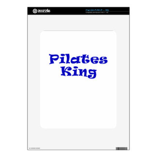 Pilates King Skins For The iPad