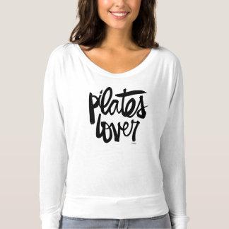 Pilates lover long sleeved shirt