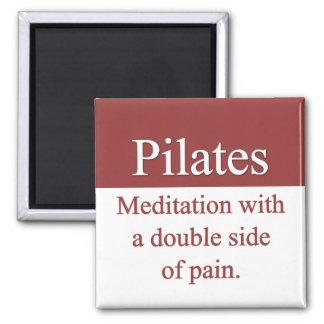 Pilates Magnet