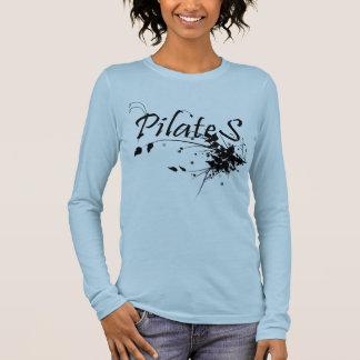 Pilates Method fan! Pilates Art Long Sleeve T-Shirt