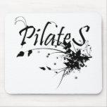 Pilates Method fan! Pilates Art Mouse Pad