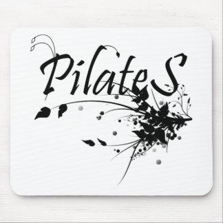 Pilates Method fan Pilates Art Mousepad