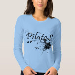 Pilates Method fan! Pilates Art Shirt